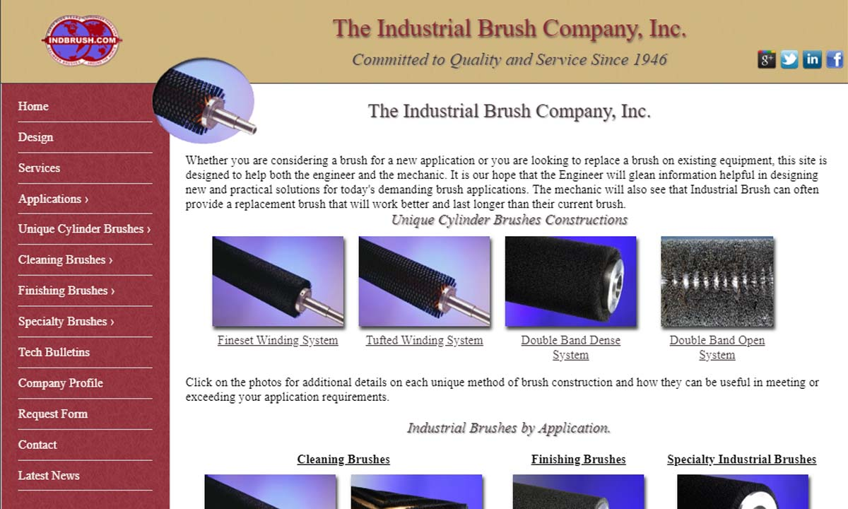 The Industrial Brush Company, Inc.