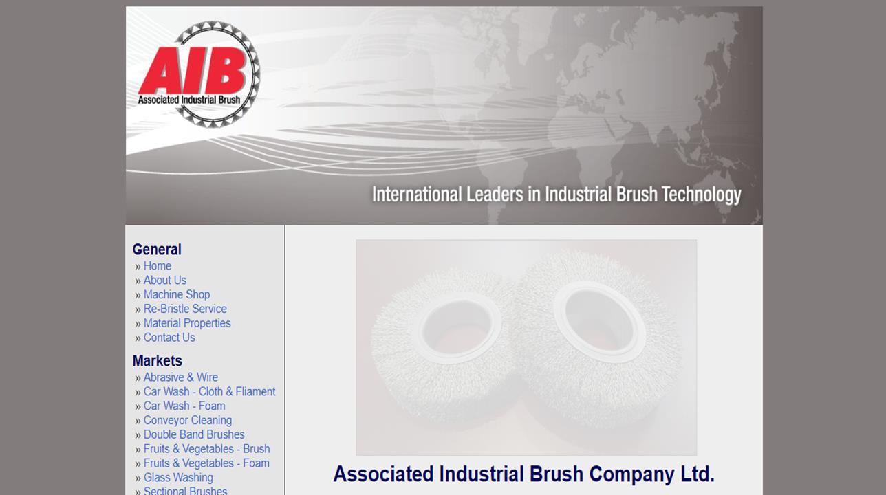 Associated Industrial Brush