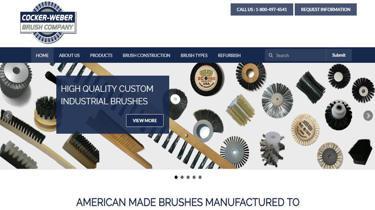 Cocker-Weber Brush Company