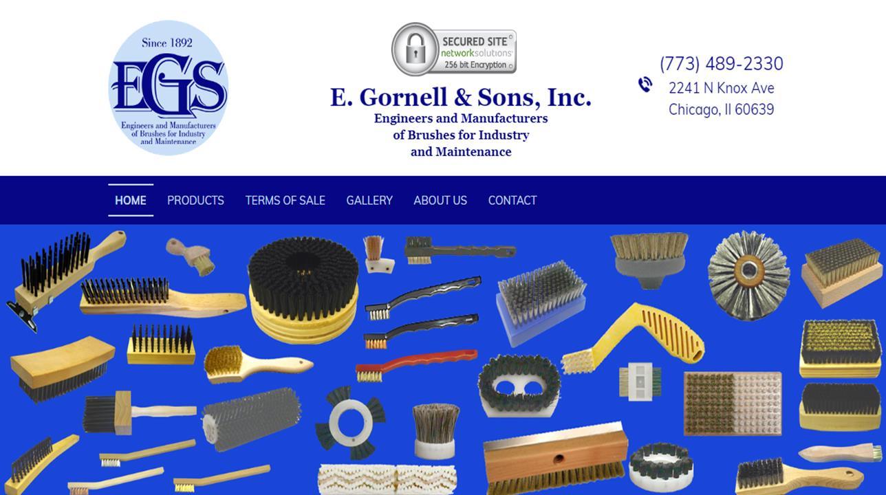 E. Gornell & Sons, Inc.