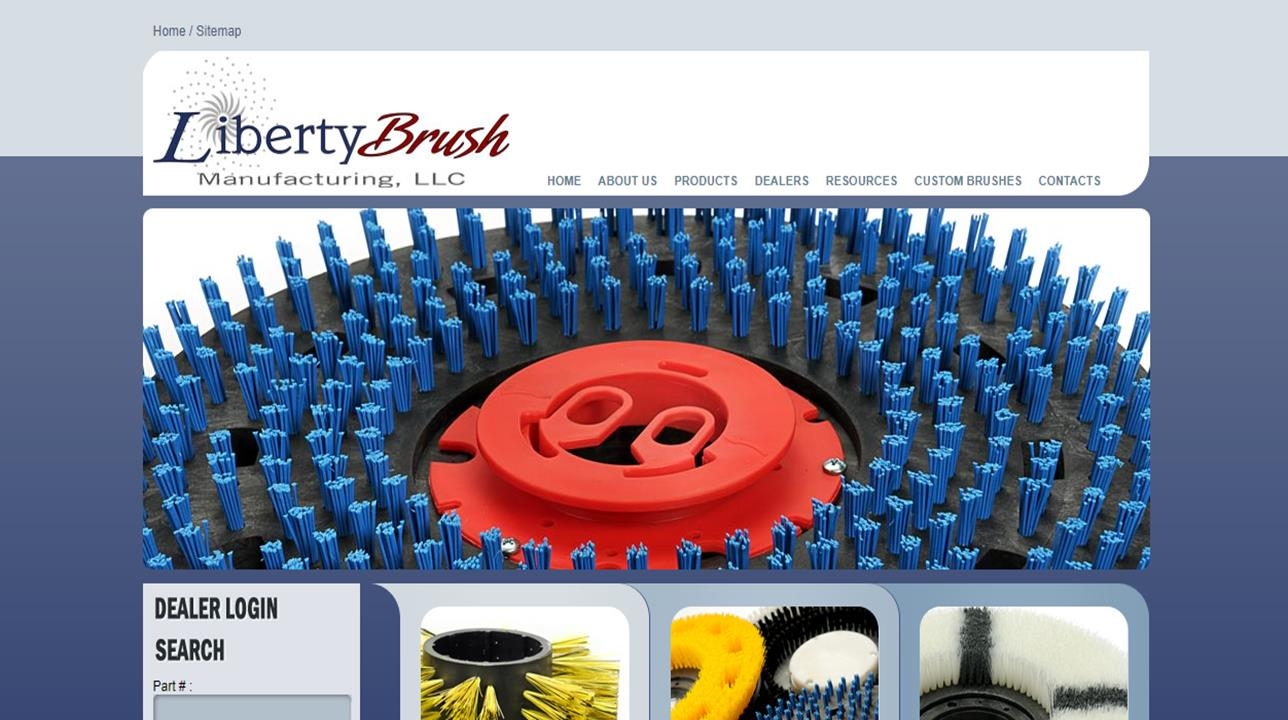 Liberty Brush Manufacturing