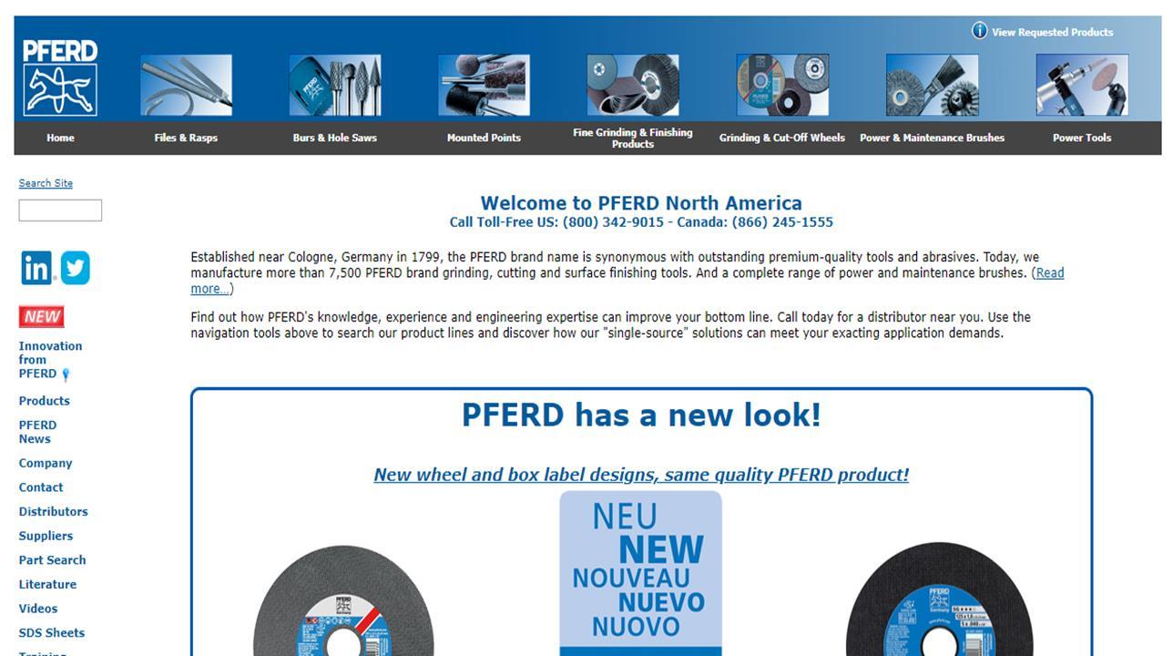 PFERD, Inc.
