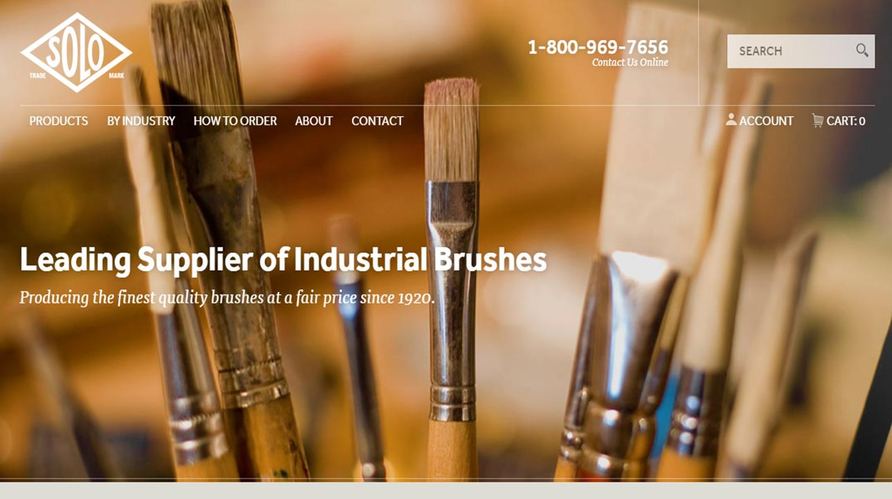 Solo Horton Brushes, Inc.